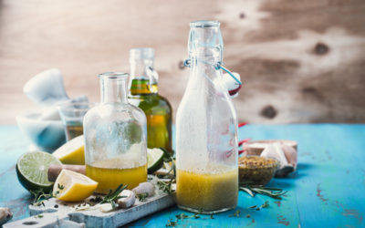 Healthy Alternatives to Store-Bought Salad Dressing